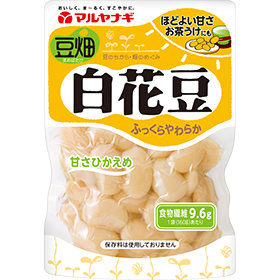 豆畑 白花豆