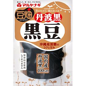 豆畑 国内産丹波黒黒豆
