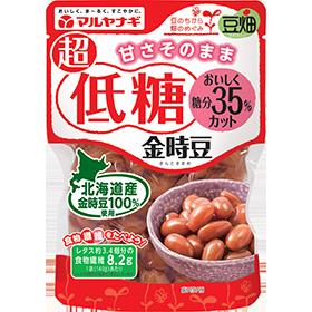 豆畑 超低糖金時豆