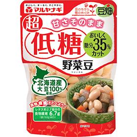豆畑 超低糖野菜豆