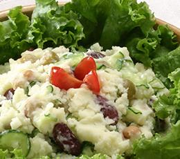 ヘルシービーンズのポテトサラダ